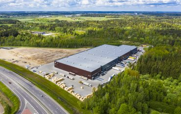 SIRIN Development builds II stage of Kaunas Logistics Center, investments will exceed €30M
