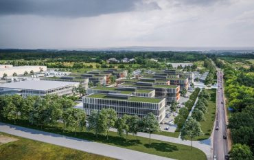 "In 2021 ""Girteka Campus"" will be opened in Vilnius"