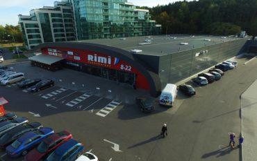"""""""SIRIN Development"""" pardavė prekybos centrą Vilniuje"""