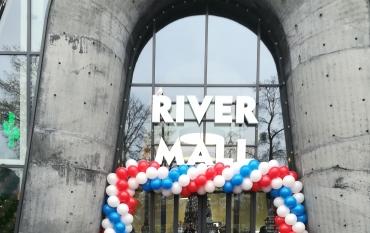 River Mall prekybos centras Kaune Jonavos g. atidarytas!